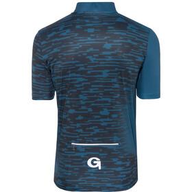 Gonso Hans Shirt Herre majolica blue